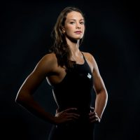 Canadian Olympic swimmer Penny Oleksiak
