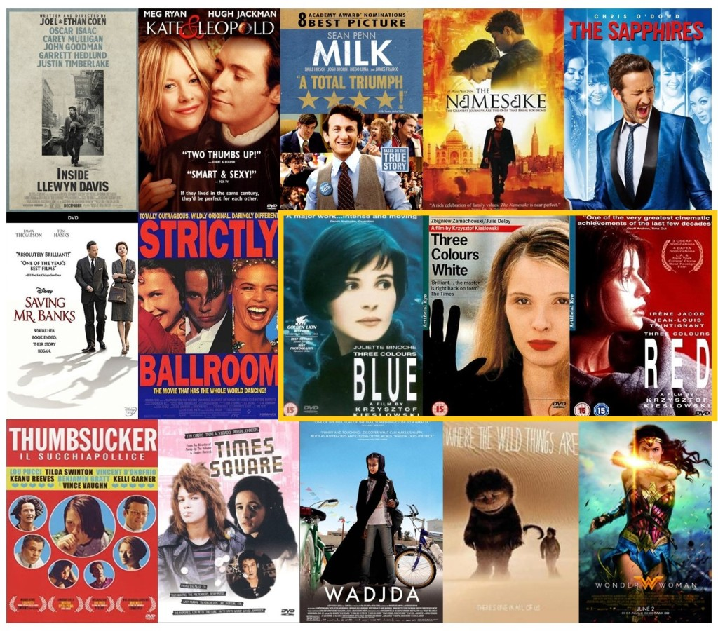 15 more assorted DVD covers